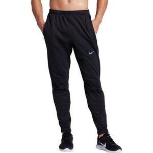 NIKE • Mens Dri Fit Ankle Zip Thermal Sweatpants